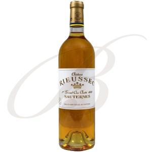 Château Rieussec, Premier Grand Cru Classé Sauternes (Bordeaux), 2006 - Vin Blanc