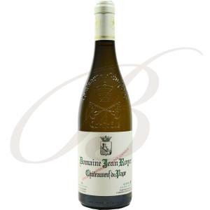 Châteauneuf du Pape Blanc, Domaine Jean Royer (Rhône), 2019 - Vin Blanc