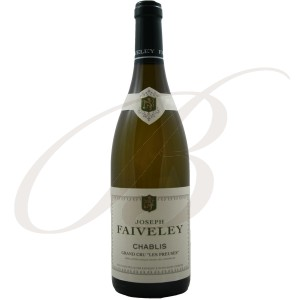 "Chablis, Grand Cru,""Les Preuses"" , Domaine Faiveley (Bourgogne), 2010 - vin blanc"