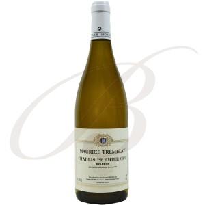 Chablis, Premier Cru, Beauroy, Maurice Tremblay, 2014 - Vin Blanc