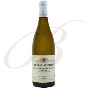 Chablis, Premier Cru, Beauroy, Maurice Tremblay, 2017 - Vin Blanc
