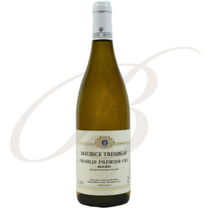 Chablis, Premier Cru, Beauroy, Maurice Tremblay, 2018 - Vin Blanc
