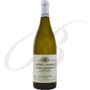 Chablis, 1er Cru Fourchaume, Maurice Tremblay, 2014 - vin blanc
