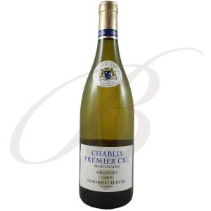 Chablis Premier Cru, Montmains, Simonnet-Fèbvre, 2009 - vin blanc