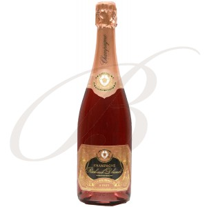Champagne Richard-Dhondt, Cuvée Rosé Premier Cru, Brut