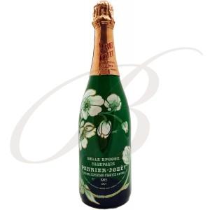 Champagne Belle Époque, Perrier-Jouët, Brut, Millésime 1985