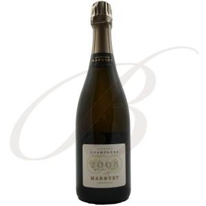 Champagne Marguet, Millésime 2008, Grand Cru, Brut