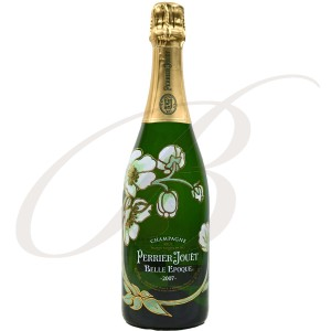 Champagne Belle Époque, Perrier-Jouët, Brut, 2007