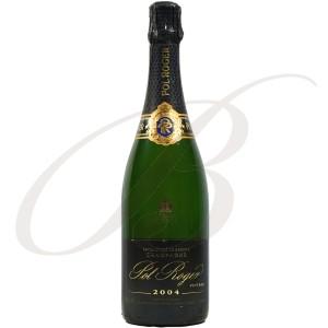 Champagne Pol Roger, Millésime 2004, Brut