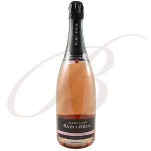 Champagne Saint-Réol Rosé, Grand Cru, Brut