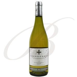 Chardonnay, Domaine du Paradis (Côtes Catalanes), 2015 - Vin Blanc