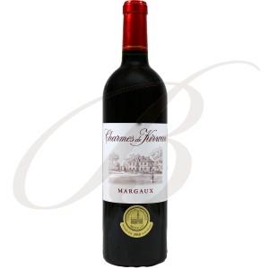 Charmes de Kirwan, Margaux (Bordeaux), 2012 - Vin Rouge