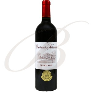 Charmes de Kirwan, Margaux (Bordeaux), 2010 - vin rouge