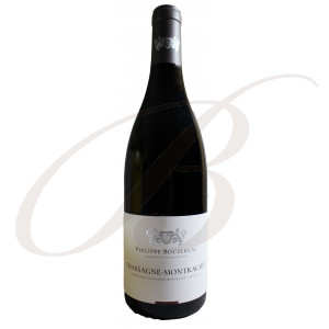 Chassagne-Montrachet, Domaine Philippe Bouzereau (Bourgogne), 2018 - Vin Rouge