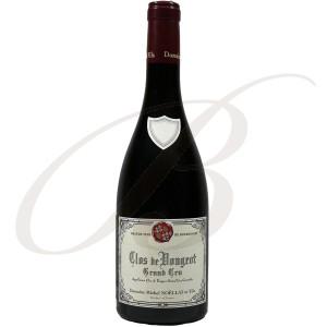 Clos de Vougeot, Grand Cru, Domaine Michel Noellat Père & Fils (Bourgogne), 2008 - Vin Rouge