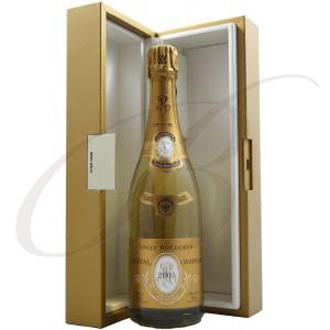 Cristal, Champagne Louis Roederer, Millésime 2005