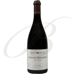 Corton-Renardes, Grand Cru, Domaine Maldant-Pauvelot (Bourgogne), 2016 - Vin Rouge