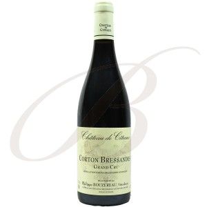 Corton-Bressandes, Grand Cru, Château de Citeaux (Bourgogne), 2012 - vin rouge