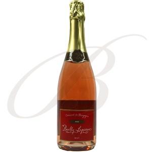 Crémant de Bourgogne, Rosé, Bailly-Lapierre, Brut