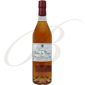 Crème de Pêche de Vigne, Edmond Briottet, 18%