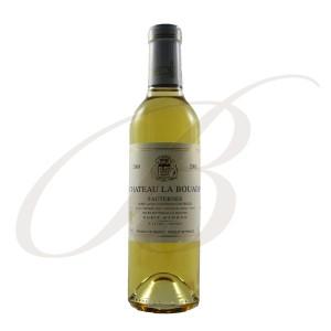 Demi-bouteille, Château La Bouade, Sauternes (Bordeaux), 2008 - vin blanc