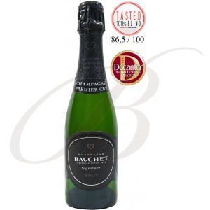 Champagne Bauchet, Signature, Premier Cru, Brut, Demi-Bouteille