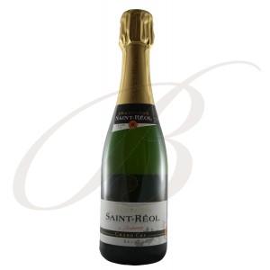 Champagne Saint-Réol, Grand Cru, Brut   Demi-bouteille:  37.5cl
