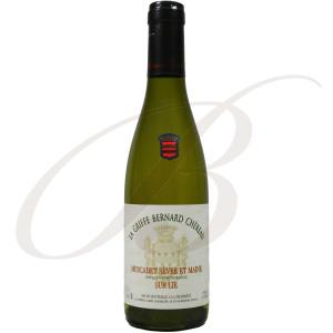 Muscadet Sur Lie, Le Fleuron, Chéreau-Carré (Loire), 2017  Demi-bouteille:  37.5cl - Vin Blanc