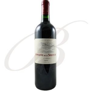 Domaine de la Solitude, Pessac-Léognan (Bordeaux), 2008 - vin rouge
