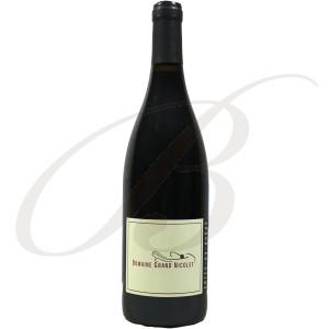 Domaine Grand Nicolet, Côtes du Rhône, 2015 - Vin Rouge