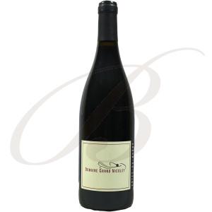 Domaine Grand Nicolet, Côtes du Rhône, 2019 - Vin Rouge