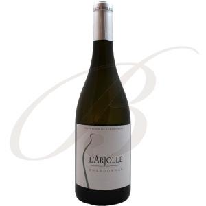 Equilibre, Chardonnay, Domaine de l'Arjolle (Languedoc), 2018 - Vin Blanc