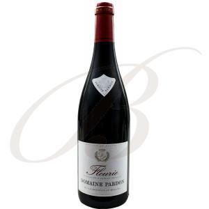 Fleurie, Domaine Pardon (Beaujolais), 2018 - Vin Rouge