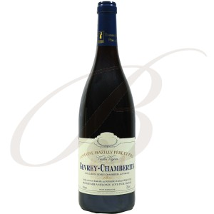 Gevrey-Chambertin, Vieilles Vignes, Domaine Mazilly (Bourgogne), 2015 - Vin Rouge