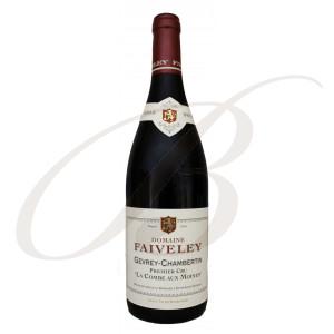 Gevrey-Chambertin, Premier Cru La Combe aux Moines, Domaine Faiveley (Bourgogne), 2015 - Vin Rouge