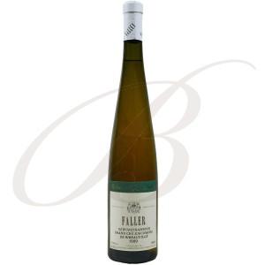 Gewürztraminer Kirchberg, Séléction de Grains Nobles, Robert Faller et Fils (Alsace), 1989 - Vin Blanc