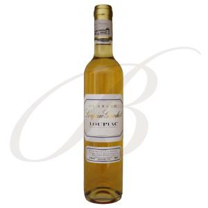 Château Loupiac-Gaudet, Loupiac (Bordeaux), 2017 Demi Litres 50cl - Vin Blanc