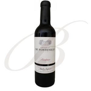 Château de Fontenille, Grand Bordeaux (Bordeaux), 2018 Demi-bouteille:  37.5cl - Vin Rouge