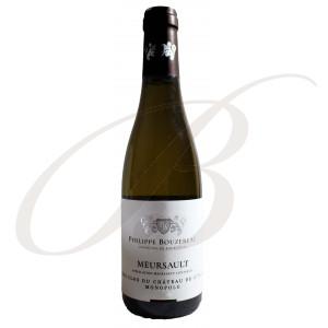 Meursault, Vieux Clos du Château de Citeaux (Bourgogne), 2019 - Demi Bouteilles - Vin Blanc