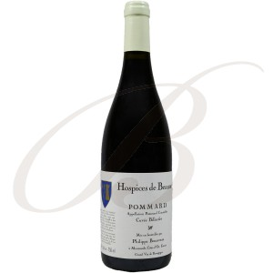 Hospices de Beaune, Pommard, Cuvée Billardet, Château de Citeaux (Bourgogne), 2011 - Vin Rouge