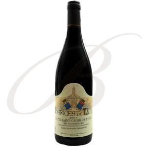 Hospices de Nuits, Nuits Saint-Georges, Premier Cru, Les Vignerondes, Cuvée Bernarde Delesclache, Domaine Boursot Père & Fils (Bourgogne), 2011 - Vin Rouge