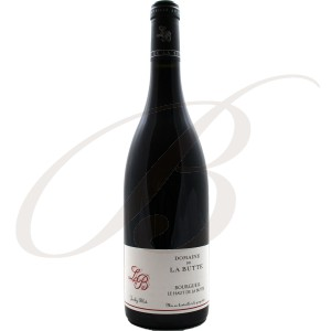 Bourgueil, Le Haut de la Butte, Domaine de la Butte (Loire), 2014 - vin rouge
