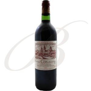 Château Cos d'Estournel, 2ème Cru Saint-Estèphe, Bordeaux, 1983 - vin rouge