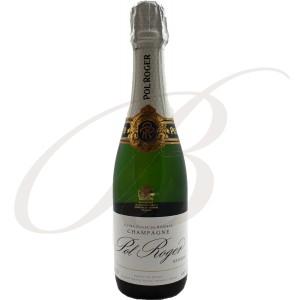 Demi-Bouteille Champagne Pol Roger, Brut Réserve