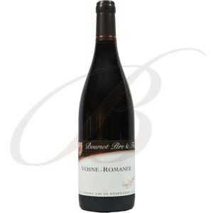 Vosne-Romanée, Vieilles Vignes, Domaine Boursot Père & Fils (Bourgogne), 2016 - Vin Rouge