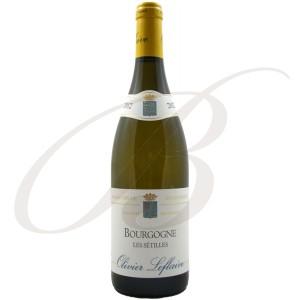 Bourgogne Blanc, Les Sétilles, Olivier Leflaive, 2012 - Vin Blanc