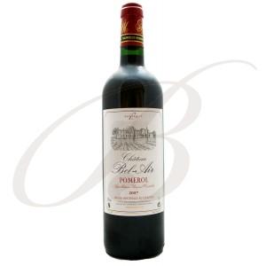 Château Bel-Air, Pomerol (Bordeaux), 2007 - vin rouge