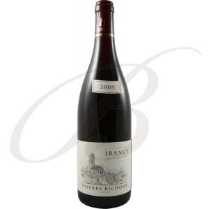 Irancy, Domaine Thierry Richoux (Bourgogne), 2009 - vin rouge
