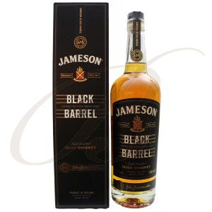 Jameson, Black Barrel, Irish Whiskey, 40%