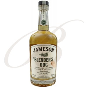 Jameson, Blender's Dog Irish Whiskey, 40%